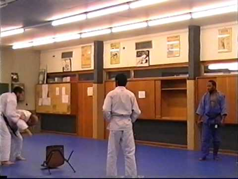 passage de grade de jujitsu self defence