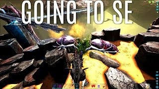 MAKING FABBIES and Scorched Earth Start - Official 6 Man Tribes - ARK Survival