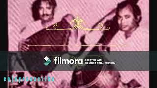 Thumri -raag asa mand- Ustad salamat-nazakat ali khan 1967