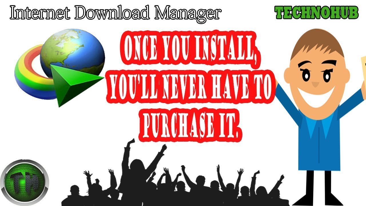 Internet Download Manager IDM 6 30 For Free + Serial Key Crack Full Version  2018