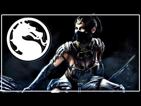 Mortal Kombat XL - Partidas Online - KITANA DOÇURA