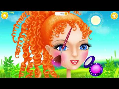 Fun Animals Care Princess Makeover - Magic Kids Games for Girls - Baby Android Gameplay