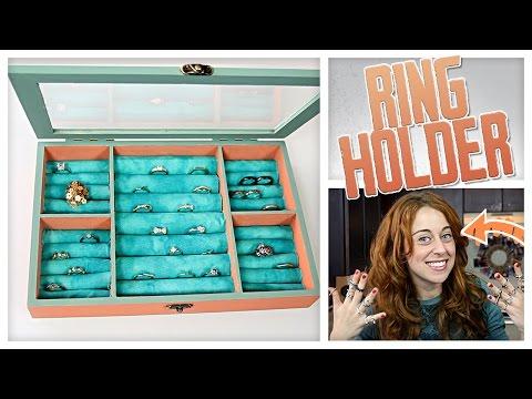 Ring Holder Display - Do It, Gurl