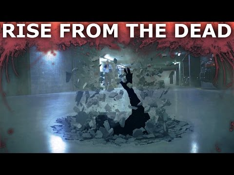 Rise From The Dead - Adobe After Effects Tutorial