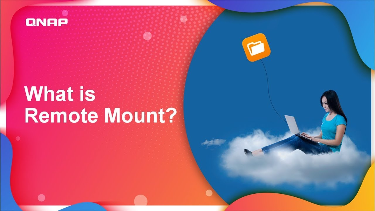 What is Remote Mount?|Utilize storage space from cloud services or a remote  NAS with File Station