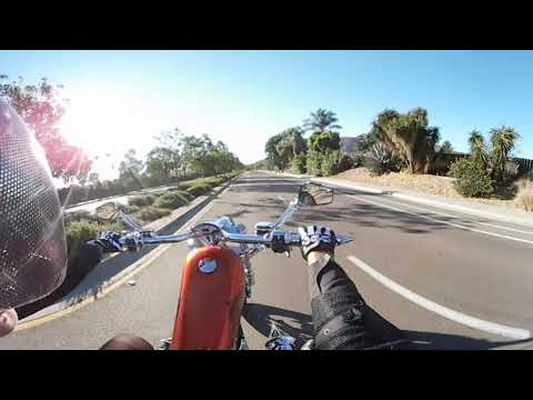 360 motorcycle ride   Chopper Motorcycle