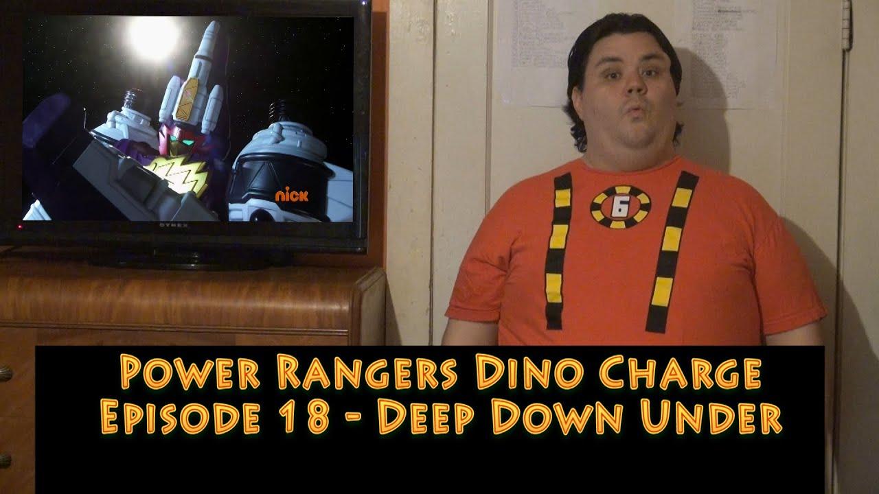 Watch Power Rangers Dino Super Charge Season 23 Episode 18 ...