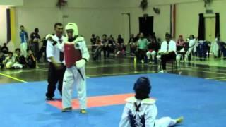 Sandakan TKD in jemputan Kejohanan Terbuka GTF Sandakan 2012