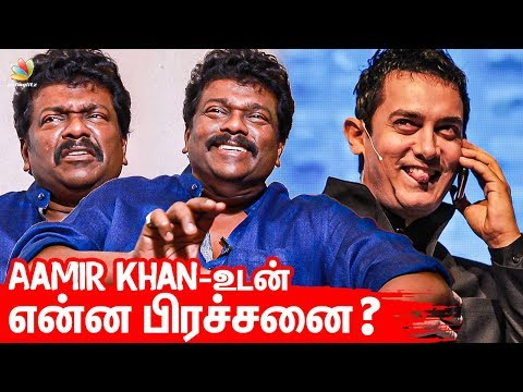 Amir Khan Doesn't Know This : Director Parthiepan Opens Up | Oththa Serupu Size 7 Interview