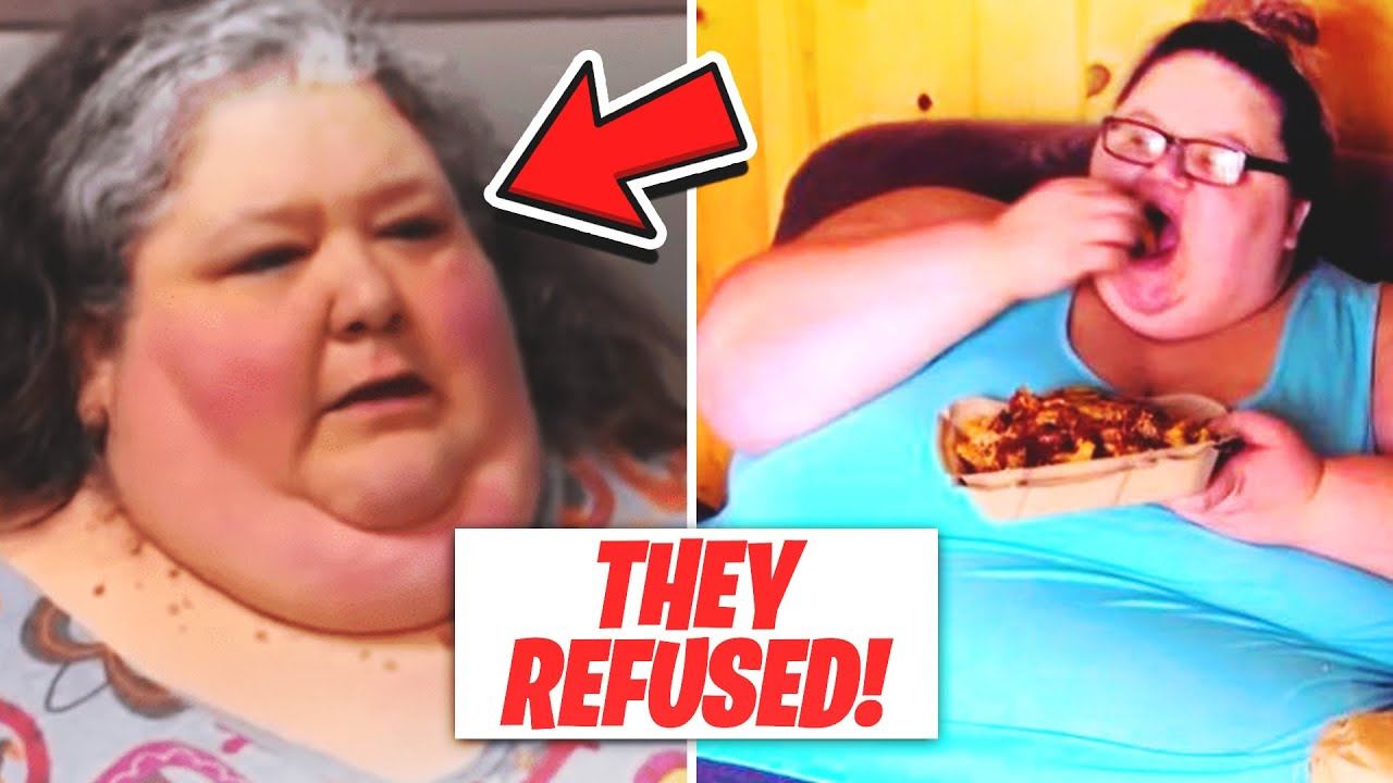 10 Patients on My 600lb Life Who REFUSED To Diet!