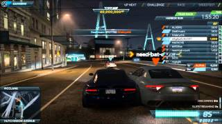 Need for speed Online race