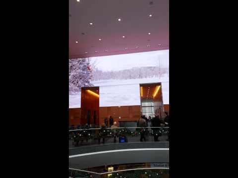 2013 Comcast Building Holiday Spectacular
