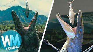 Jurassic World como MÁQUINA DE REACCIÓN EN CADENA
