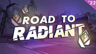 Road To Radiant | Epiṡode 22: ELO HELL | VALORANT
