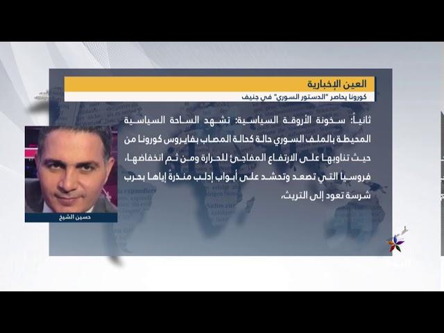 تنوّعت عناوين الصحف العربية والعالمية الصادرة اليوم وإليكم أبرزها 3- 9- 2020