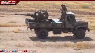 Esad, YPG'nin Afrin'e Ikmal Yollarını Kapattı