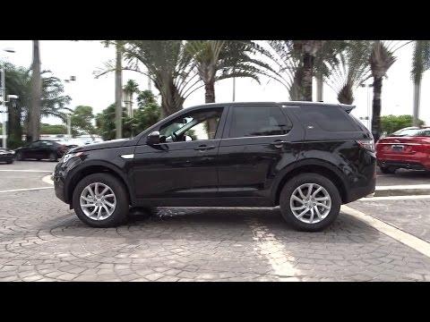 2016 Land Rover Discovery Sport Miami, Aventura, Fort Lauderdale, Broward, Miami Beach, FL NGH608954