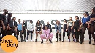 Ebony - Date Ur Fada (Afro In Heels Dance Video)   Patience J Choreography   Chop Daily