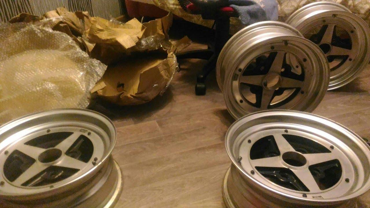 13. VW Golf GTI за 45.000! Поменял резину и диски на R15!!! - YouTube