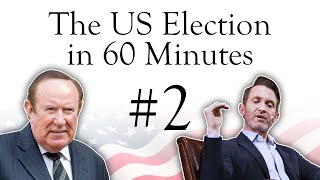 The US Election in 60 Minutes - with Andrew Neil, Douglas Murray and David A. Kaplan | SpectatorTV
