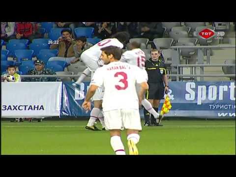 Hamit Altintop amazing Goal vs Kazakhstan [HD]