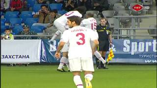 Hamit Altintop amazing Goal vs Kazakhstan [HD]