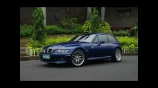 My own BMW Z3 Coupe 3.0i 2001 model
