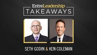 Fear:  Why It's a Good Thing l Seth Godin