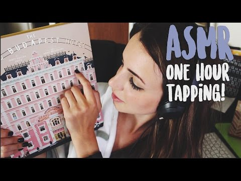 ASMR - Tapping & Talking - ONE HOUR!!