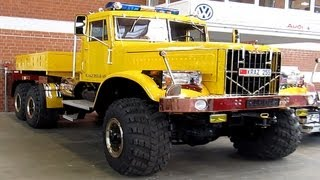 Kraz 255B V8 - awesome Tuning Truck