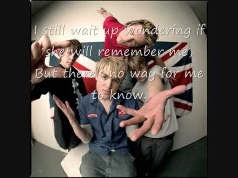 Mcfly - Unsaid things with Lyric