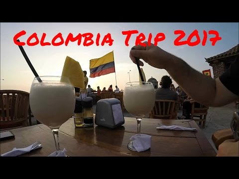 COLOMBIA TRIP 2017