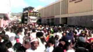 NU VYBES BAND  JOUVERT MORNING ST KITTS 2009
