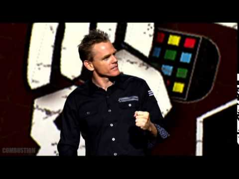 Christopher Titus  The Loser Trophy  Neverlution