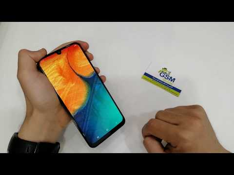 Unlock Pattern  Password on Samsung A50 A40 A30 A20 | HARD RESET How To 2019 -- GSM GUIDE