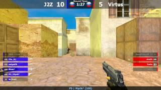 J2Z Vs Virtus Counter-strike #55