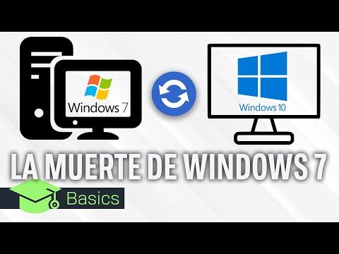 CÓMO ACTUALIZAR Tu PC GRATIS De WINDOWS 7 A WINDOWS 10   XTK Basics