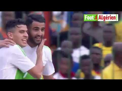 CAN 2019 (qualifications) : Togo 1 - 4 Algérie