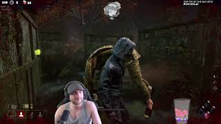 FUN END GAME LEGION CHASE! - Dead by Daylight!