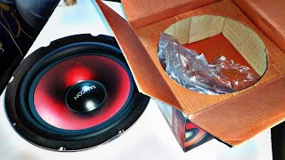 8 Inch Subwoofer Unboxing and Review Test bass