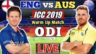 Live : Aus vs Eng Live - England vs Australia ODI Warm Up Match Live