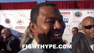 SHANE MOSLEY HAS ITCH TO GET BACK IN THE RING; WANTS SHOT AT JUAN MANUEL MARQUEZ