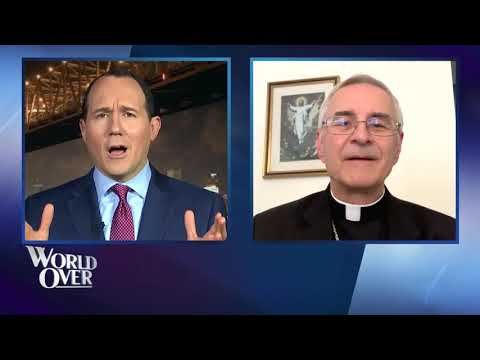 World Over - 2020-03-26 - Most Rev. Steven J. Raica with Raymond Arroyo