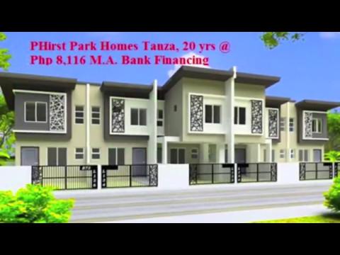 Phirst Parc Homes Tanza Cavite Jesman Realty