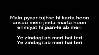 Tujhse Hai Zindagi - Pranav Rai | Hindi Romantic Song | 2014