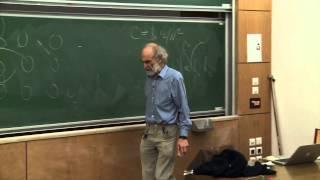 Mikhael Gromov - 6/6 Probability, symmetry, linearity