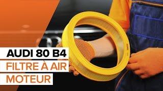 Instructions vidéo pour votre AUDI 80