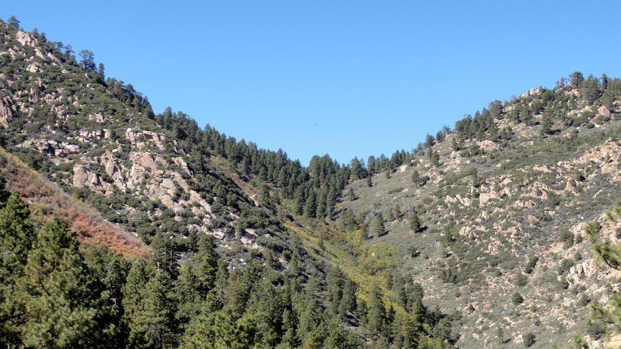 Hualapai Mountains Kingman Arizona Rv Camping Picture