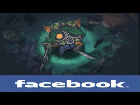 If league of legends Champions had Facebook #78 (Omega Squad)