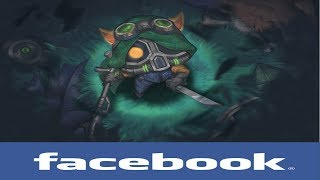 If league of legends Champions had Facebook #78 (Omega Squad) thumbnail